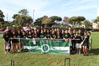 'Aiea Intermediate School Music Department After the Parade