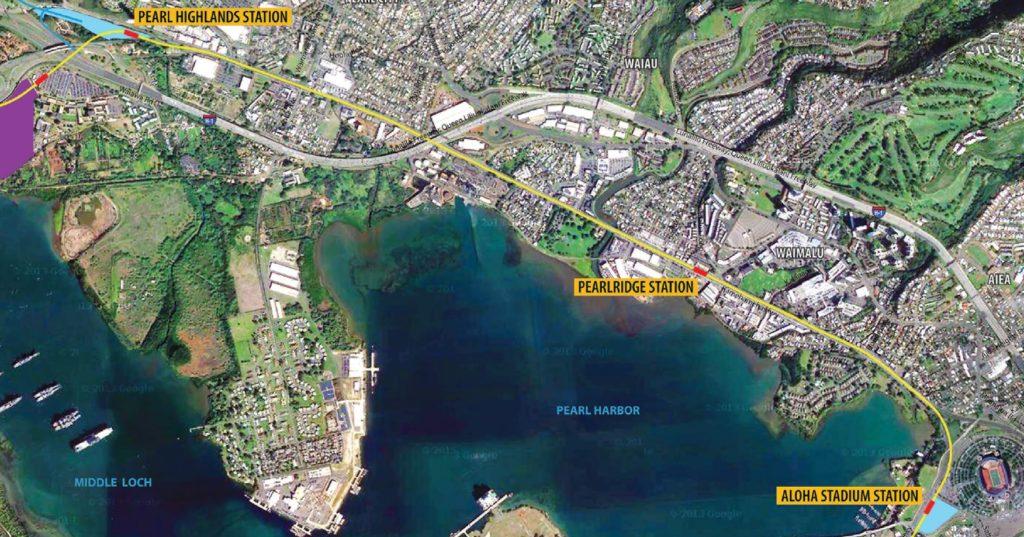 Honolulu Rail Transit Business & Community Meeting @ Pearlridge Elementary School cafeteria | Aiea | Hawaii | United States